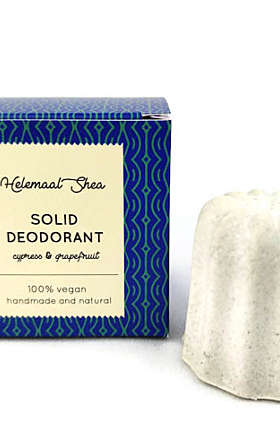 Solid Deodorant - Cypress & Grapefruit