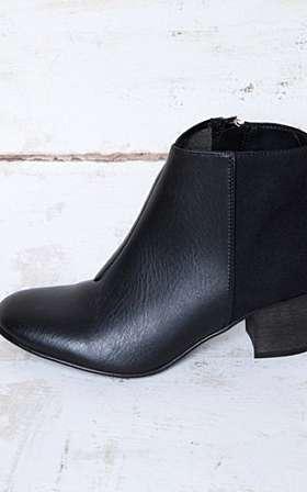 Nina low Vegan boots