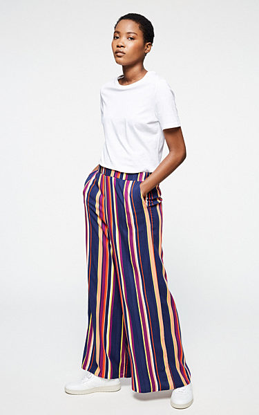 Naimaa Multicolor Stripes pants
