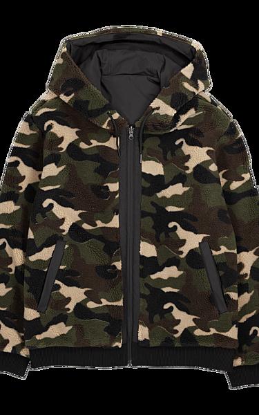 Dual Reversible Jacket