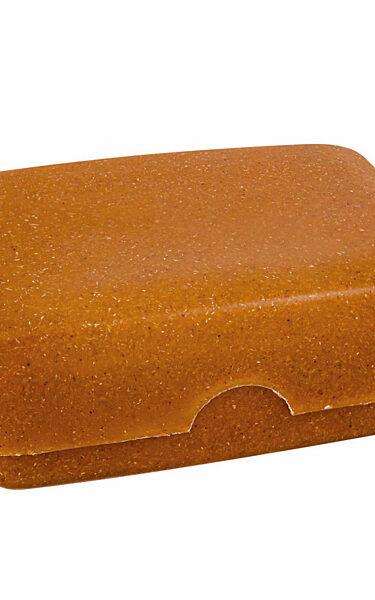 Liquid wood soap box - biodegradable  -  Zeepdoosje van vloeibaar hout - biologisch afbreekbaar