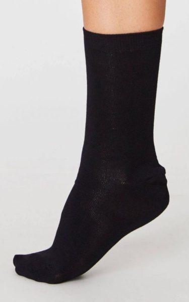 Solid Jackie Socks