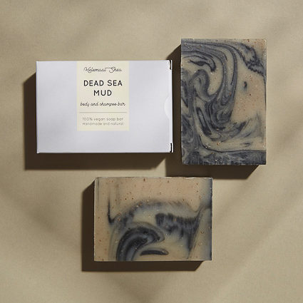 Dead Sea Mud Body & Shampoo Bar