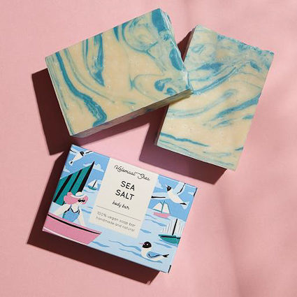 Sea Salt Body Soap
