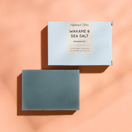 Wakame & Sea Salt Shampoo Bar