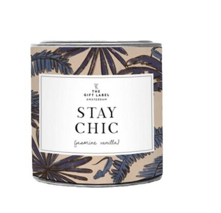 Small Candle Tin