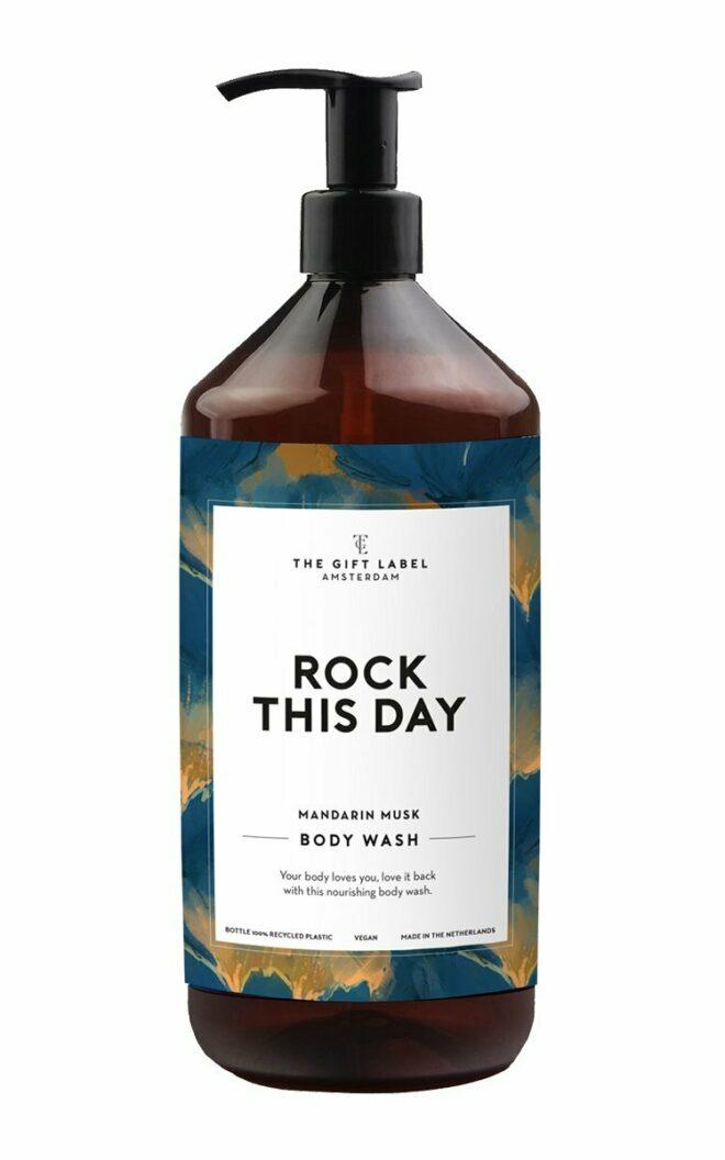 Rock This Day - Mandarin Musk - Blue Print