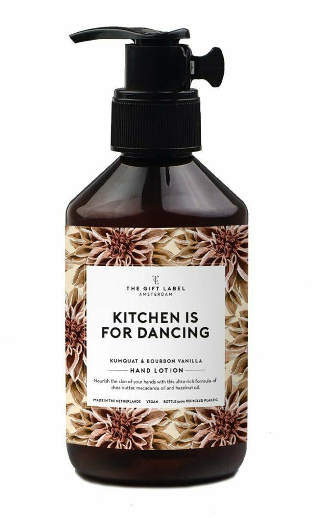 Kitchen is for dancing - kumquat & bourbon vanilla